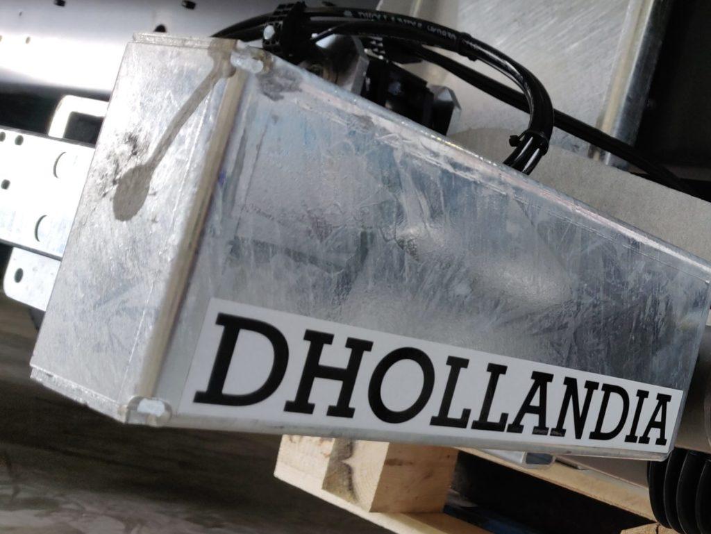 DHOLLANDIA Laadlift