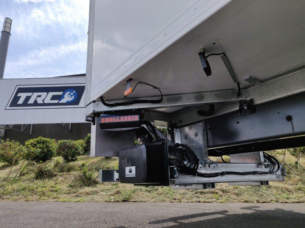 SOR trailer België