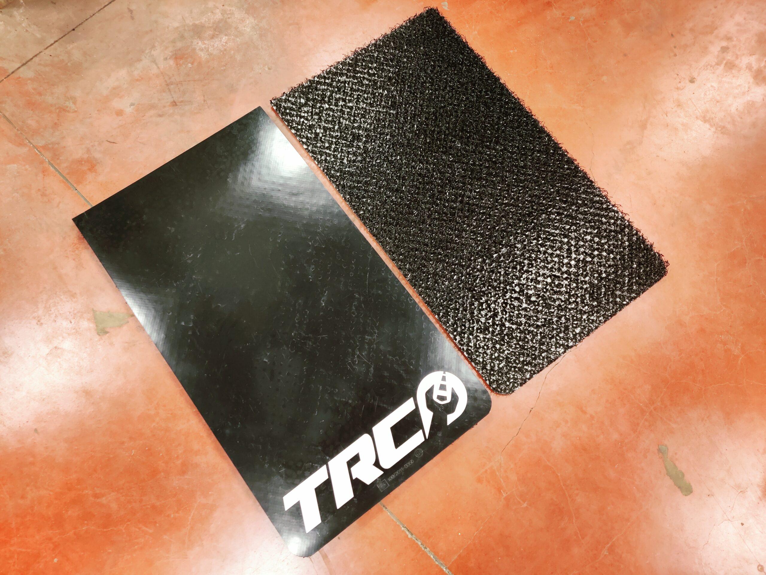 Spatlappen TRC